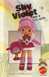 Shy Violet's Doll Booklet