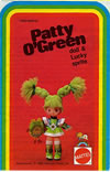 Patty O'Green Doll Booklet
