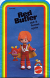 Red Butler's Doll Booklet