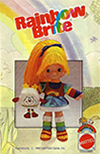 Rainbow Brite's Doll Booklet