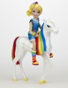 Rainbow Brite and Starlite by Playmates Toys